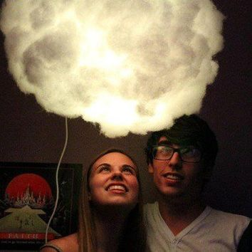 Color Changing Cloud Light (12'' with Remote) — Infinite Inspiration