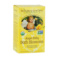 Earth Mama Angel Baby Bath Blossom - 2.7 oz