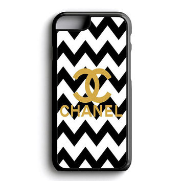 Gold Chanel Logo iPhone 6 Case