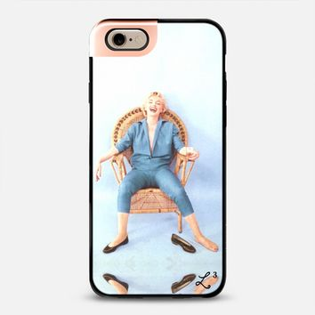 Vintage Marilyn Monroe Laughing iPhone 6 case by Love Lunch Liftoff | Casetify