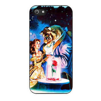 rose beauty and the beast disney bela cases for iphone se 5 5s 5c 4 4s 6 6s plus