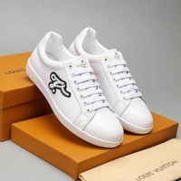 Louis Vuitton Fashion Casual Sneakers Sport Shoes-87
