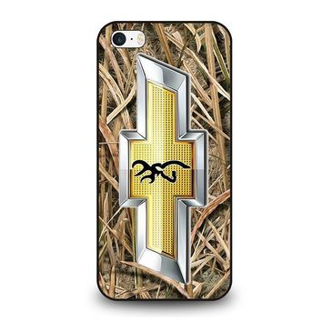 camo browning chevy iphone se case cover  number 1