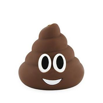 Poop Emoji Ice Mold By True Zoo