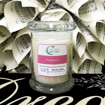 6 oz. Soy Candles