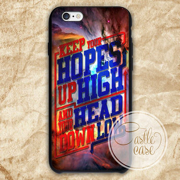 A Day To Remember Metalcore iPhone 4/4S, 5/5S, 5C Series Hard Plastic Case