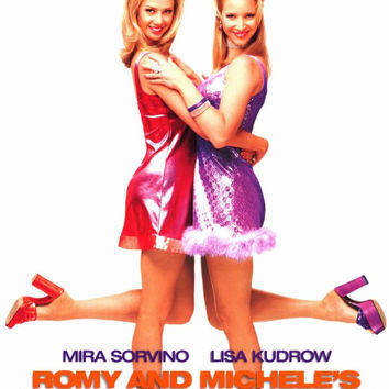 Romy and Michele's High School Reunion 11x17 Movie Poster (1997)