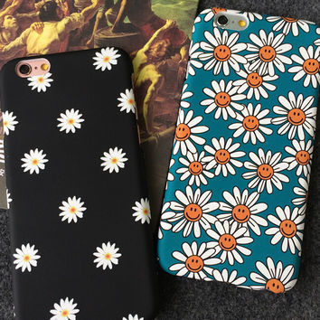 Summer Chrysanthemum iPhone 5se 5s 6 6s Plus Case Cover with Ring Gift 289