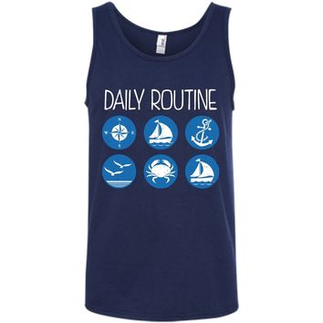 Daily Routine - Unisex/Women's Shirts