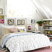 Teen Vogue Bedding, Secret Garden Queen Sheet Set - Bedding Collections - Bed & Bath - Macy's