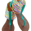Neon the Shore Sandal | Mod Retro Vintage Sandals | ModCloth.com