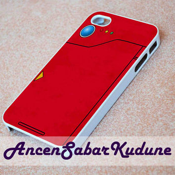 Red Pokedex Pokemon - Phone case,iphone 4/4s,5/5s/5c/6/6+/Samsung S3/4/5/6/ ipod touch 4/5