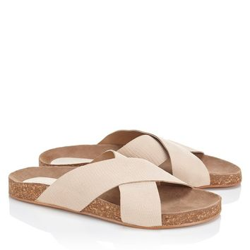 Vero Moda Leather Sandals