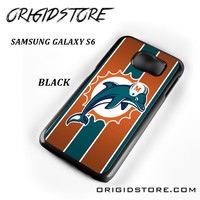 Miami Dolphins For Samsung Galaxy S6 Case YG