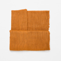 BASIC STRUCTURED COLOUR SCARF