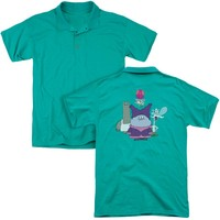 Chowder - Group (Back Print) Mens Regular Fit Polo