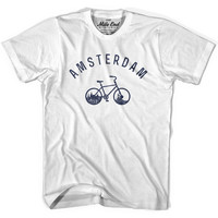 Amsterdam Bike T-shirt