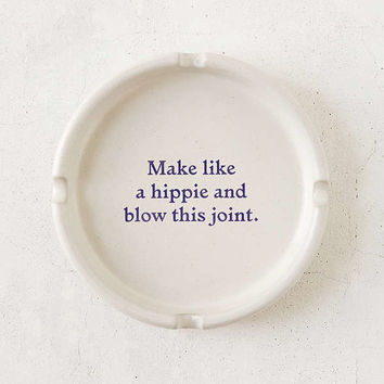 Hippie Ashtray   Urban Outfitters