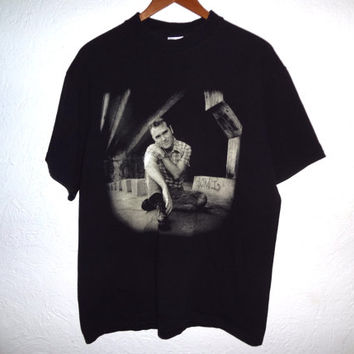 Vintage 90s Morrissey The Smiths Tee - Large -