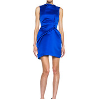 Zonda Dress in Electric Blue
