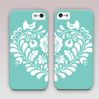 Heart BFF Phone Cases  - iPhone 6 Case - iPhone 5 Case - iPhone 4 Case - Samsung S4 Case