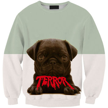 Fashion Print Dogs Stylish T-shirts = 4817636100