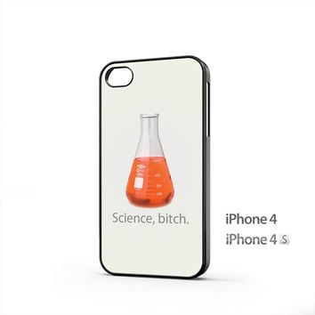 Science Beaker iPhone 4 / 4s Case