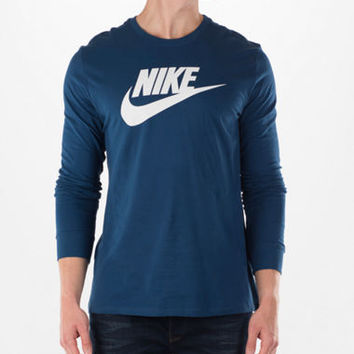 Men's Nike Futura Long-sleeve Shirt | Finish Line