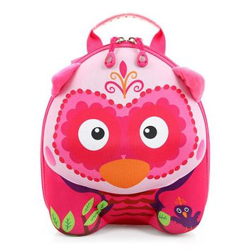 Boys Backpack Bag 3D Cartoon Animal Baby Kids Bag Kindergarden  Children Bag Mini School Bags For Little Girls Kid s Mochila AT_61_4