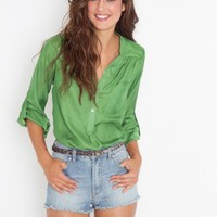 Lawn Party Blouse - NASTY GAL