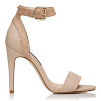 Lucy Ankle Strap Heel - Forever New