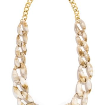BaubleBar Bone Links Necklace | Nordstrom