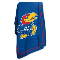 Kansas Jayhawks NCAA Classic Fleece Blanket