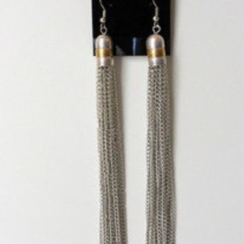 Tanny's Couture — Long Earrings