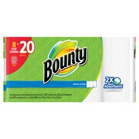 Bounty Select-A-Size Paper Towels -(8 Huge Rolls)