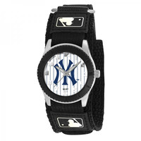 New York Yankees MLB Kids Rookie Series watch (Black)