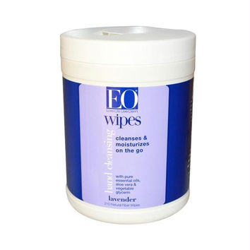 EO Products Hand Cleansing Wipes - Lavender - 210 Pack