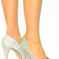 Round Toe High Platform Stiletto Pumps*Comfy Well Fitting Heels