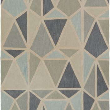 Surya Oasis Geometric Neutral OAS-1119 Area Rug