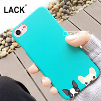 Phone Cases For iphone 6 Case For iphone 6 6s 7 Plus 5 5s for Dog lovers