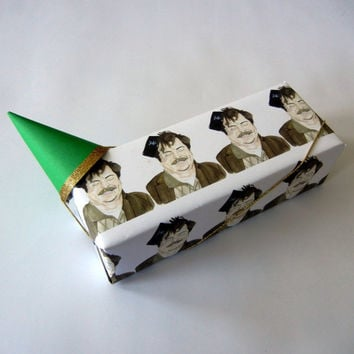 Ron Swanson - Parks and Recreation - Gift Wrap