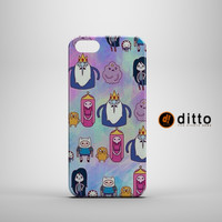 ADVENTURE TIME Custom Case for iPhone 6 6 Plus iPhone 5 5s 5c GalaxyS 3 4 & 5 and Note 3 4