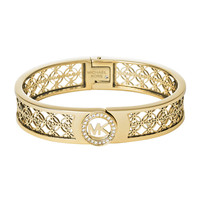 Fulton MK Monogram Bangle - Michael Kors
