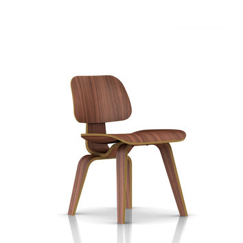 Eames Molded Plywood Dining Chair / eames DCW