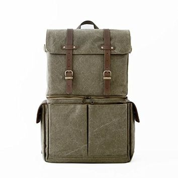 Oliday Journeyman Camera Case / Laptop Backpack