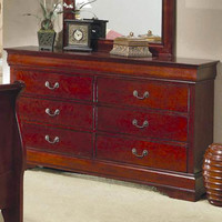Coaster Philippe Dresser Cherry