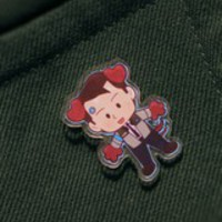 Puppy!Connor Acrylic Pin (PRE-ORDER) • Hammers Store • Tictail