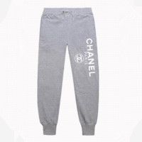 Chanel long sweatpants same style man and woman