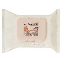 Aveeno Ultra-Calming® Makeup Removing Wipes-25 Ct : Target