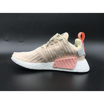 Adidas NMD R2 Pink Women Running Shoes